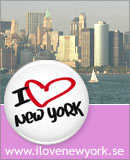 I Love New York - reseguide till New York